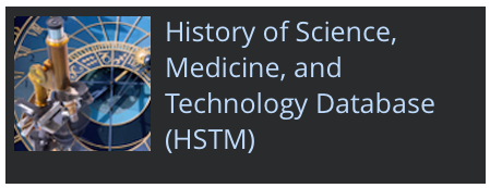 History of Science Medicine and Technology Database (HSTM)