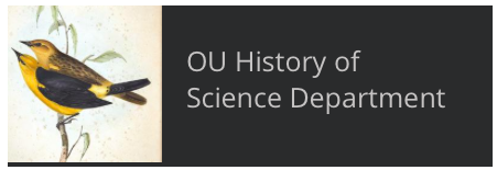 University of Oklahoma History of Science Department
